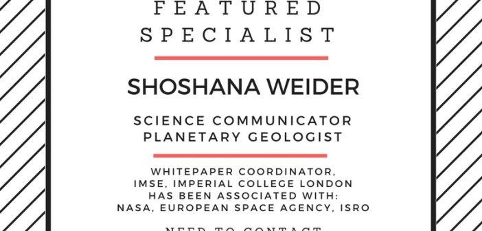 featured freelancer -shoshana