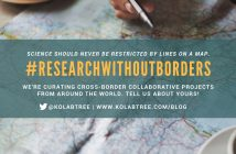 #RESEARCHWITHOUTBORDERS