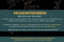 #RESEARCHWITHOUTBORDERS-Atanas