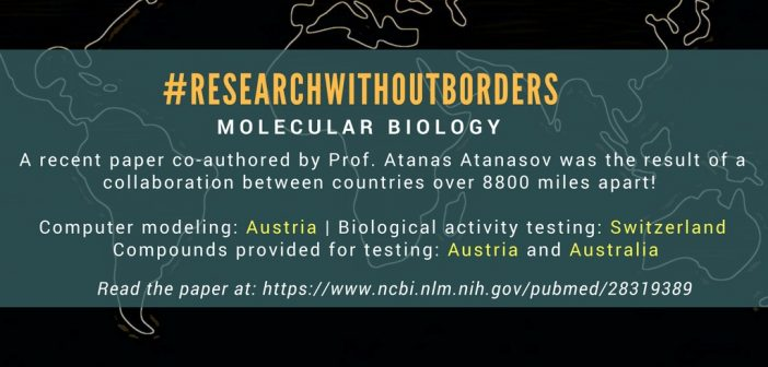 #Researchwithoutborders: From Austria to Australia!