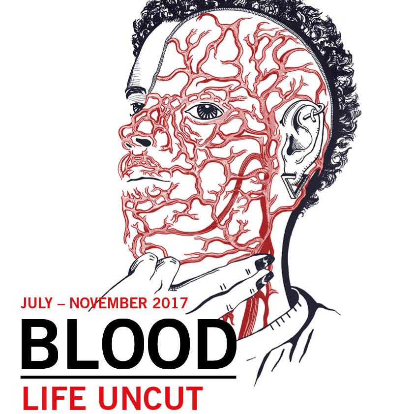 Blood: the ongoing exhibition at Science Gallery London