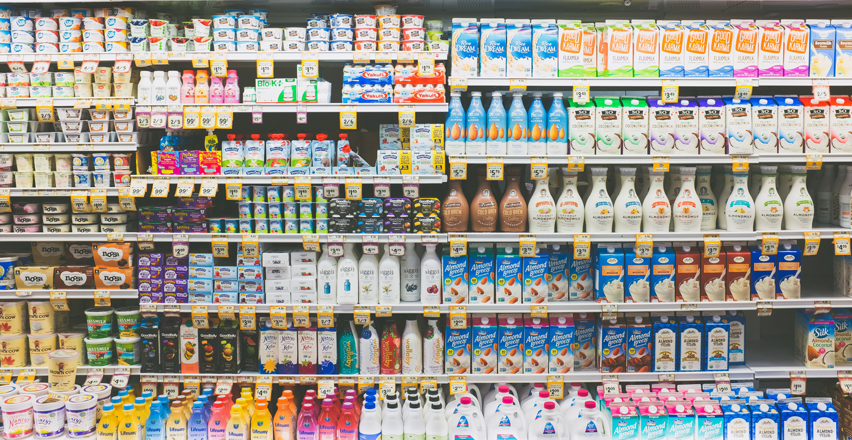 market shelves with foods ile ilgili görsel sonucu