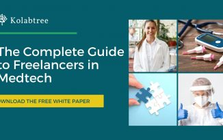 The complete guide to freelancers in medtech white paper