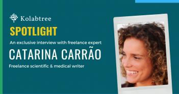 Escritor científico freelance foco de atención Kolabtree