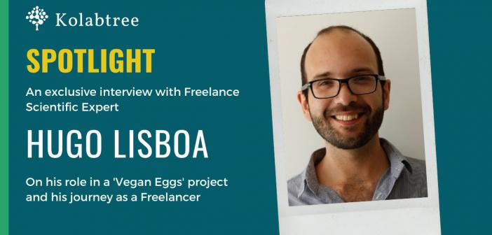 Expert scientifique freelance Hugo Lisboa