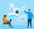 segurança de dados enquanto contrata especialistas freelance