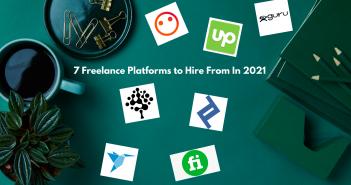 自由职业者平台 2021年