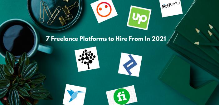 Freelance Platforms 2021