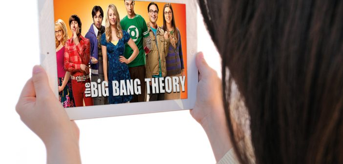 Freelance scientists compared to the Big Bang Theory cast